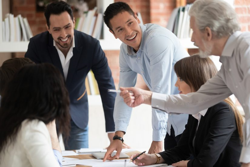Fusion Teams: Shared Mission for Greater Business Agility