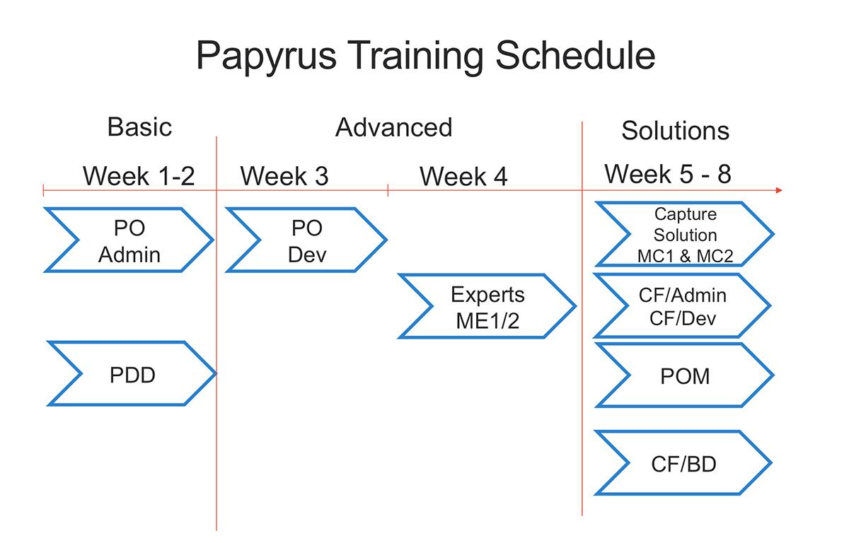 Papyrus Workshops