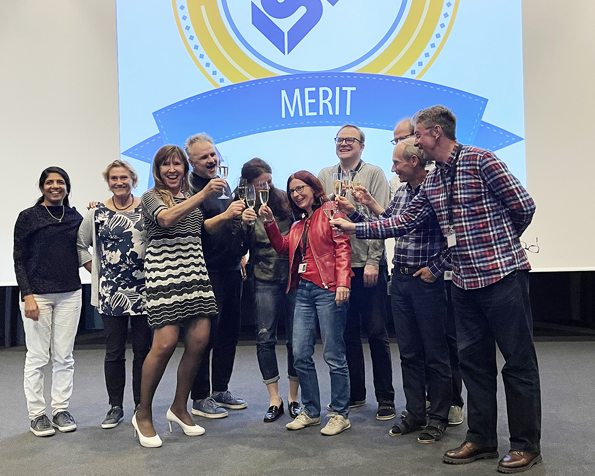 Papyrus Academy Workshops awarded by ISTC