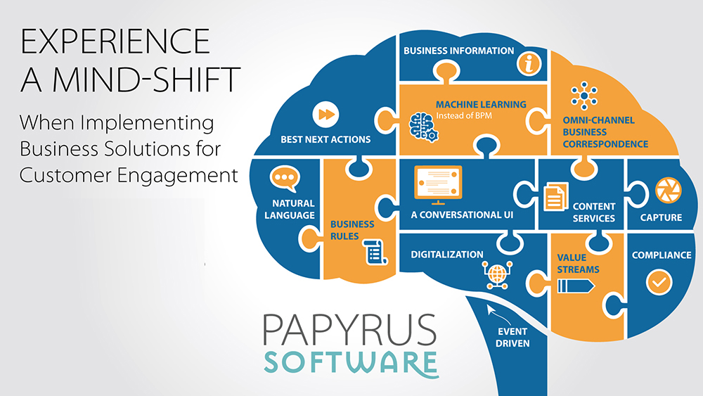 Papyrus Software at Gartner Summits