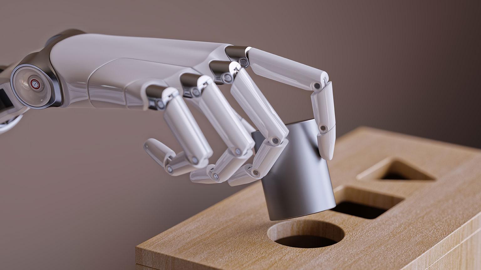 Robotic Machine Learning