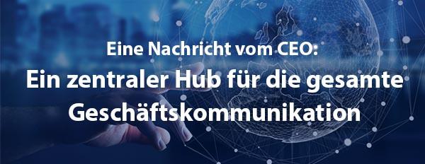 Ein zentraler Hub für die gesamte Geschäftskommunikation